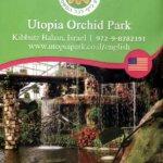 Impresii turistice israeliene – 2 – Utopia Orchid Park