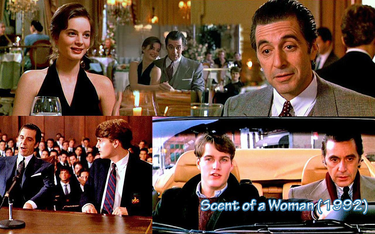 Scent Of A Woman 1992 Recenzii Filme Si Carti