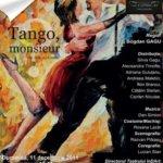 Tango, monsieur!