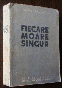 Fiecare moare singur (1951)