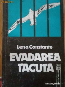 Lena Constante-evadarea
