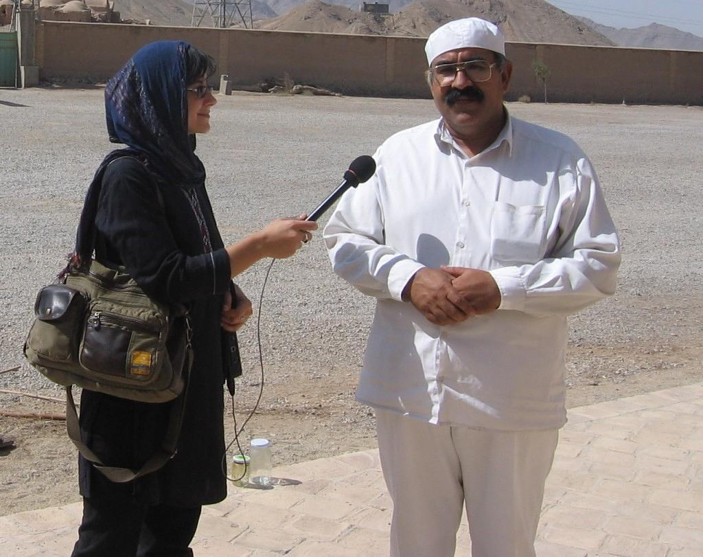 Interviu cu un cleric zoroastrian