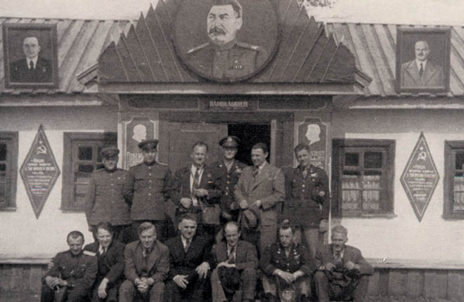 Henry Wallace în Siberia