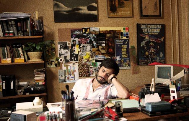 NO - Publicista dormido