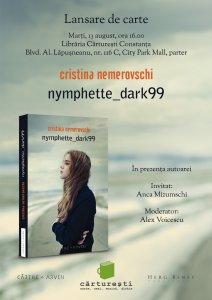 Afis-lansare-nymphette_dark99-Constanta_lz