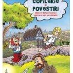 Cărți pentru copii: Amintiri din copilărie. Povestiri, de Ion Creangă