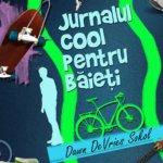 Cărți pentru copii: Jurnalul cool pentru băieți