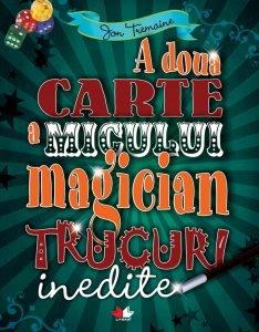 A doua carte magician
