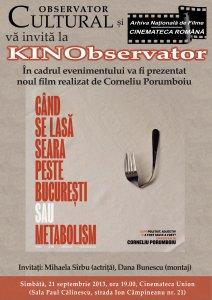 Afis KINObservator 11