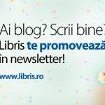 Libris te promoveaza in newsletter!