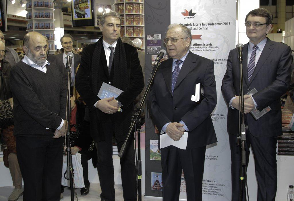 Lansare Mihail Gorbaciov.Amintiri_Editura Litera