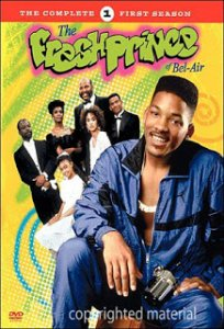 Um Maluco No Pedaço (The Fresh Prince of Bel-Air) - 1ª Temporada