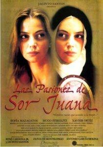 Afis Pasiunile Sorei Juana