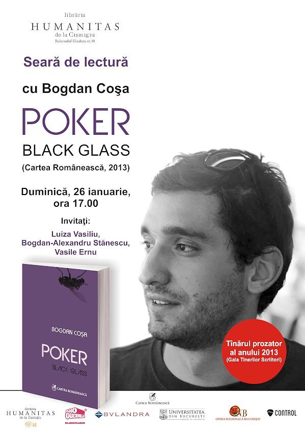 Afis Bogdan Cosa Poker A2 print-H848