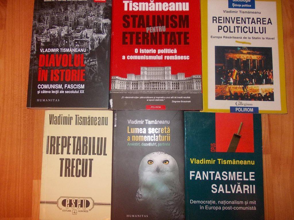 Carti Tismaneanu