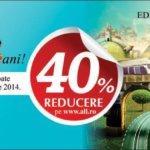 În martie, ai 40% reducere la toată colecția Strada Ficțiunii de la Editura All!