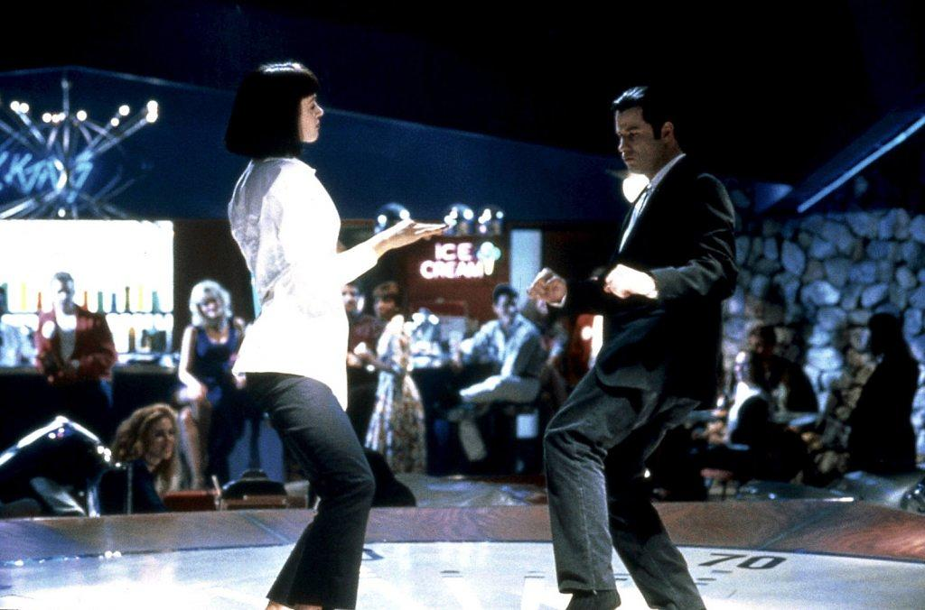 Pulp Fiction / Pulp Fiction