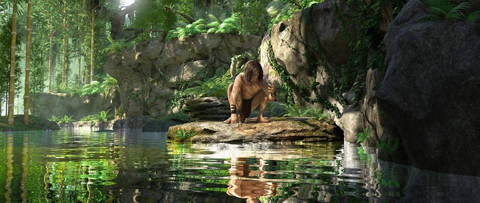 Tarzan 3d1