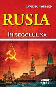Rusia in secolul XX_coperta 1
