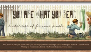 You-Are-What-You-Read-Bookshelves-of-Famous-People-infographic