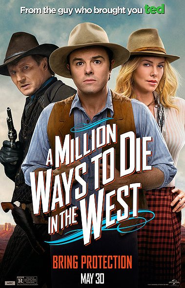 A Million Ways to Die in the West (2014) – Un milion de