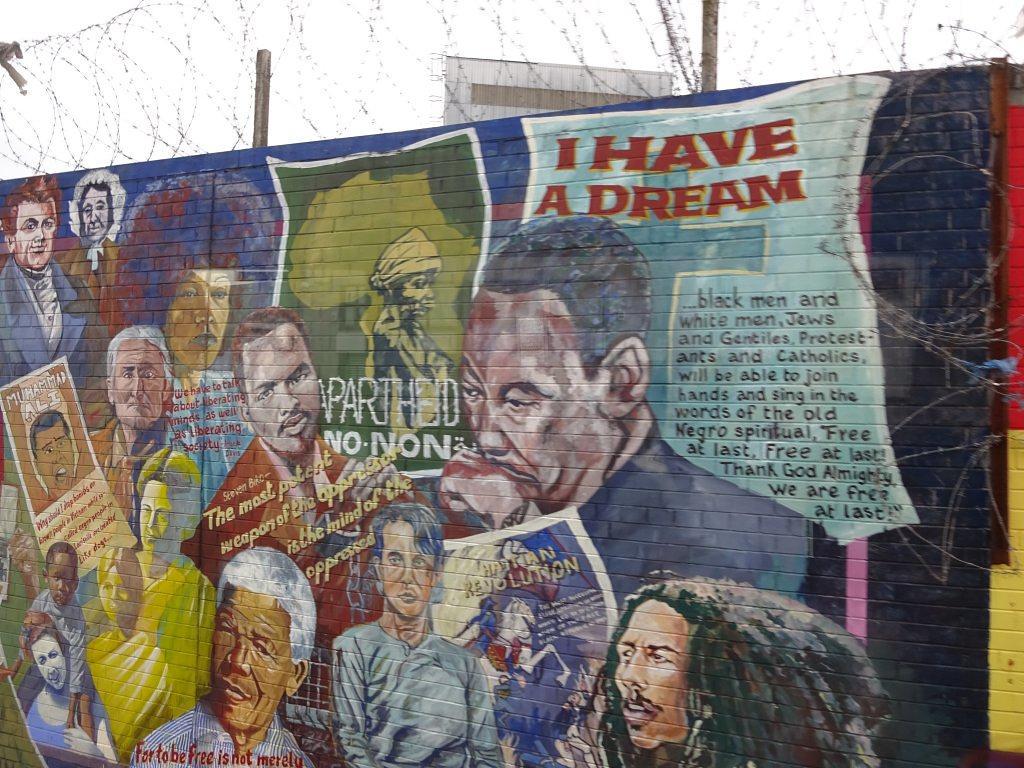 Belfast mural 3 republian