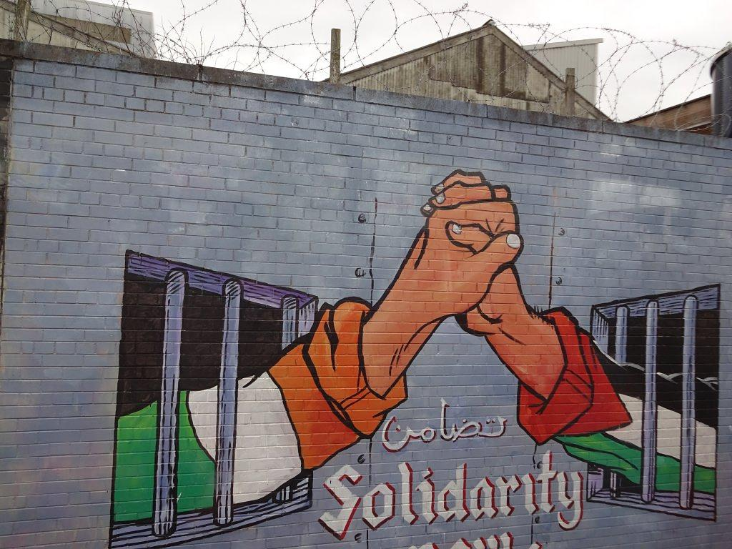 Belfast solidarity
