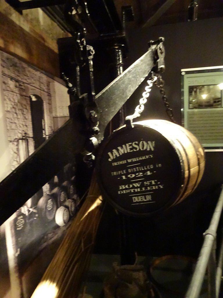 Jameson distilery