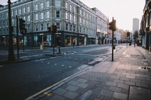 silent london