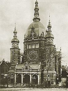 sinagoga din Danzig