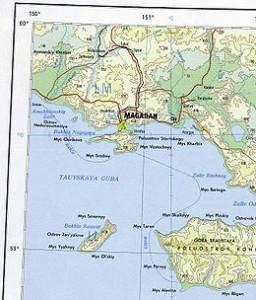 Harta Magadan