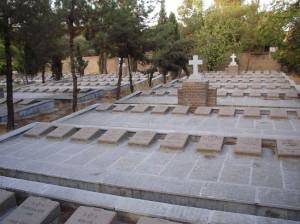 Cimitir militar polonez la Teheran