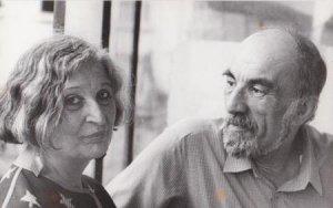 George Almosnino și Nora Iuga