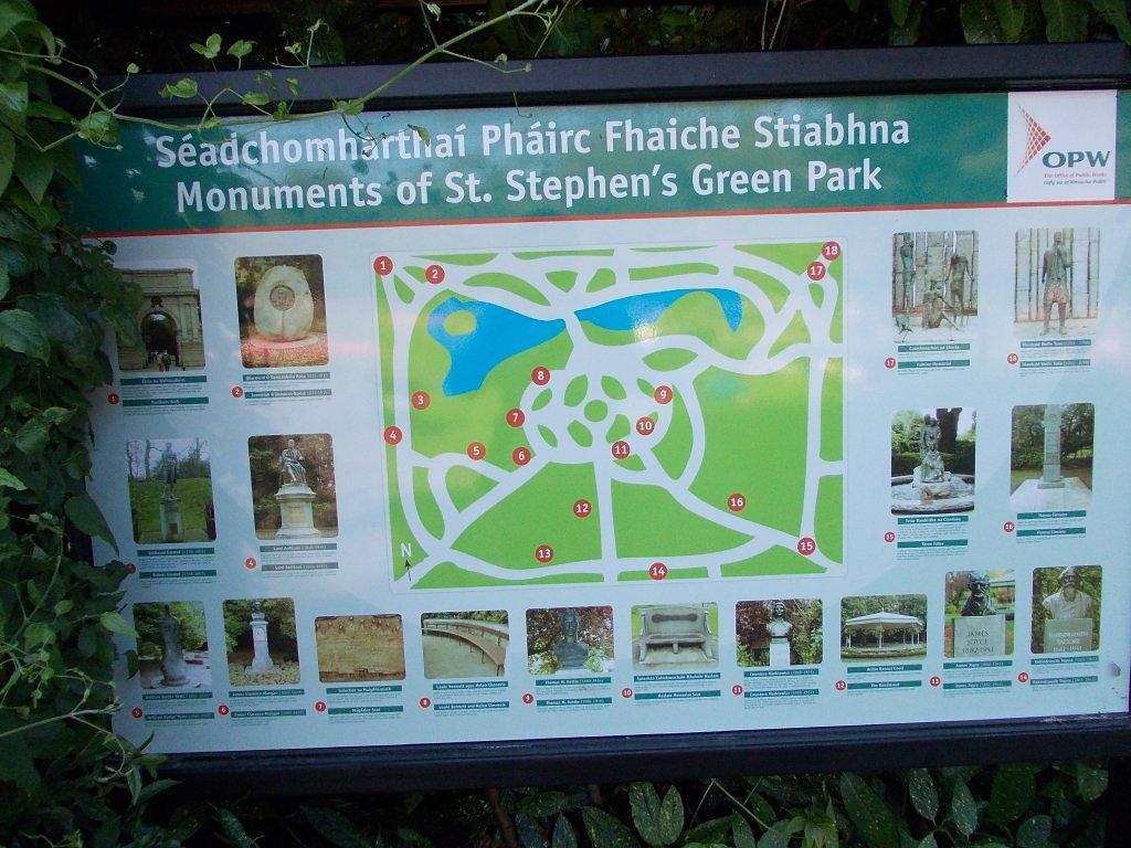 st sphens map
