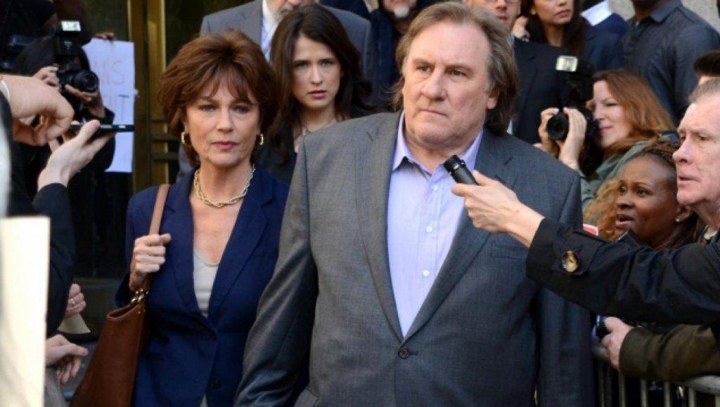 Jacqueline Bisset si Gerard Depardieu_Welcome to New York