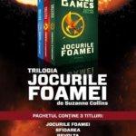 """Concurs: Câștigă cinci pachete """"Jocurile Foamei"""", de Suzanne Collins, oferite de Editura Nemira! – ÎNCHEIAT!"""
