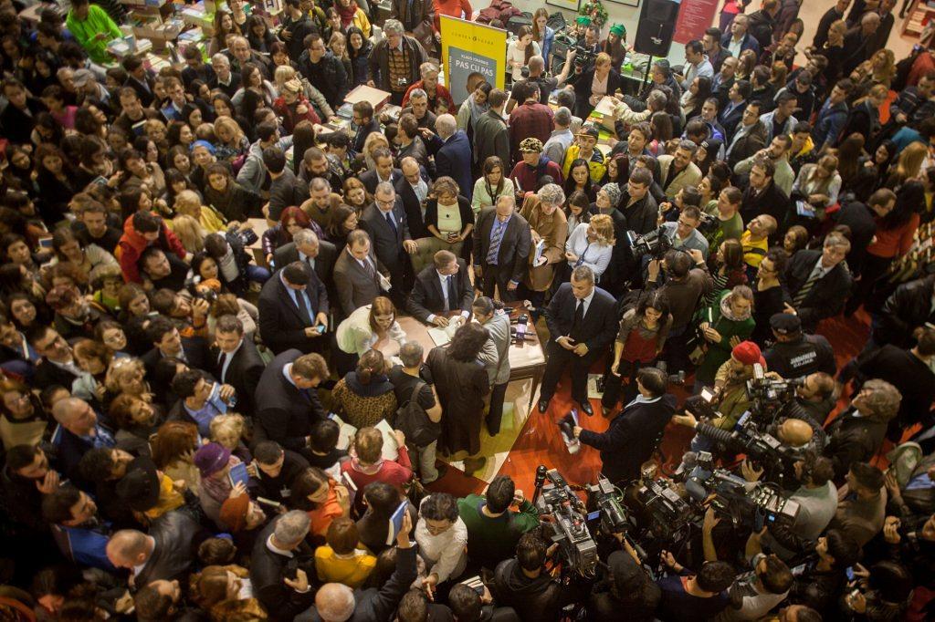 Lansare Klaus Iohannis_Foto de Adi Bulboaca