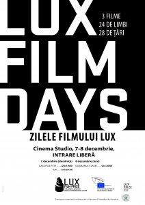 Zilele Filmului LUX_2014