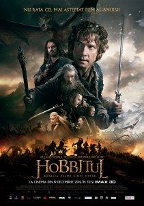Hobbit 3_afis