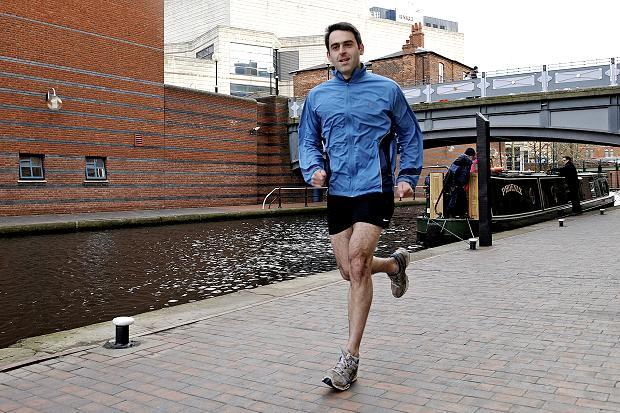 Ronnie-running