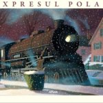 Cărți pentru copii: Expresul Polar, de Chris van Allsburg