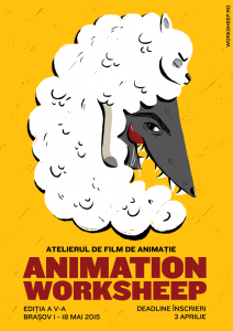 Vizual Animation Worksheep, editia a V-a