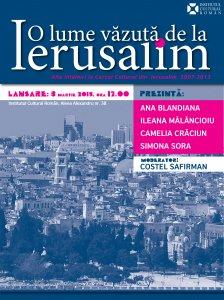 afis Ierusalim