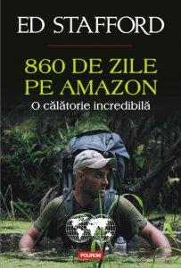 860 zile pe Amazon