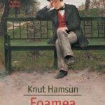 """Eveniment: Lansarea romanului """"Foamea"""", de Knut Hamsun, Editura Humanitas Fiction"""