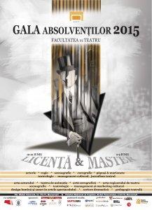 GALA ABSOLVENTILOR UNATC 2015