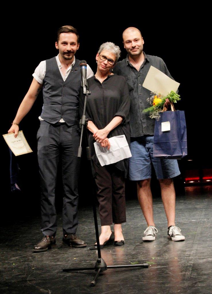 Oana Pellea cu cei mai buni actori în rol principal -  Octavian Costîn și Costin Dogioiu