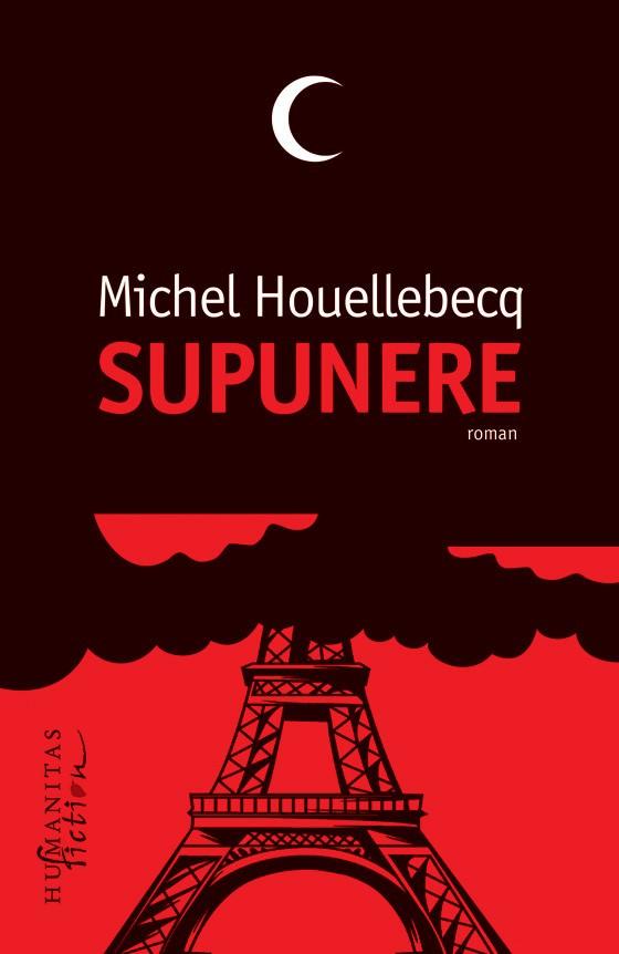 Coperta ediției apărute în limba română, la Humanitas Fiction.