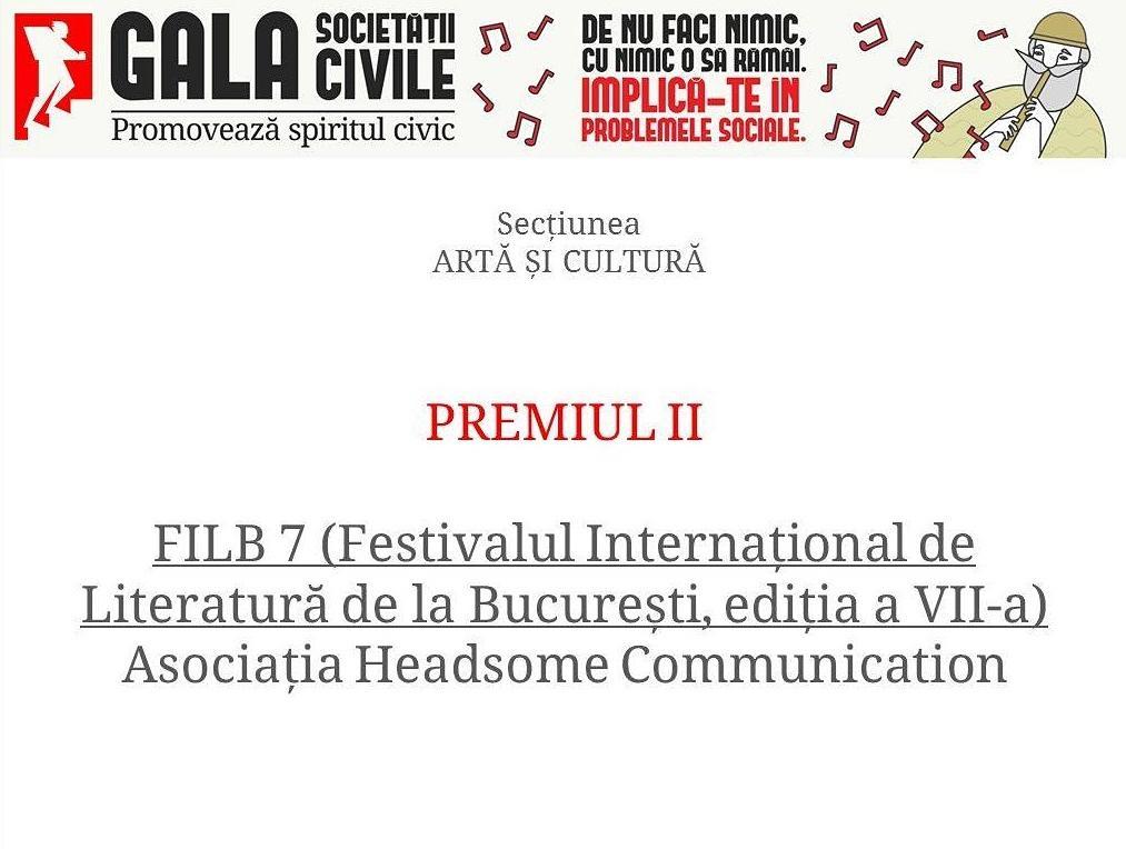 filb premiul 2