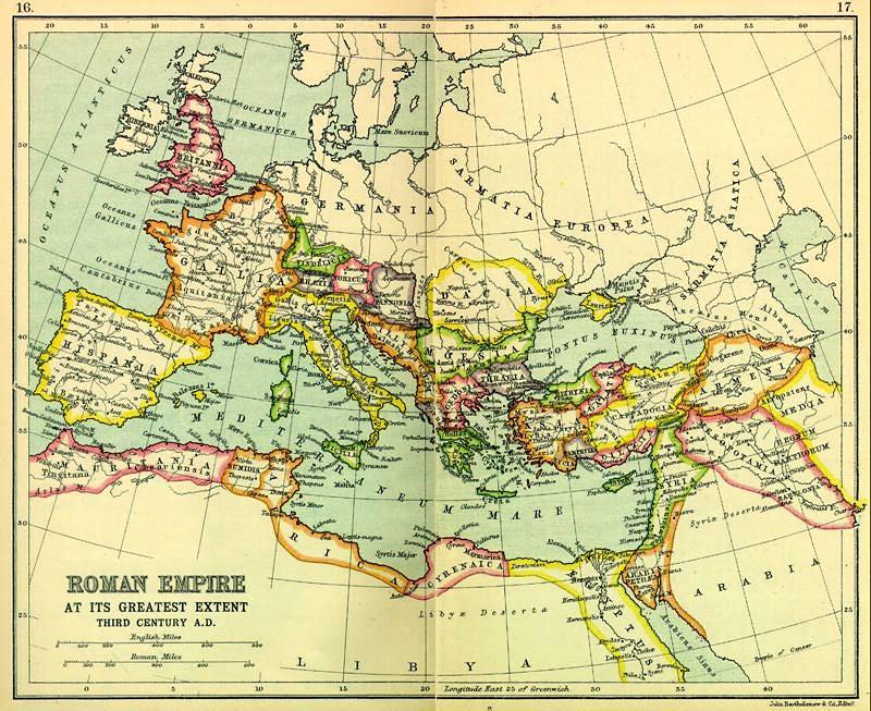 Mediterana în antichitate